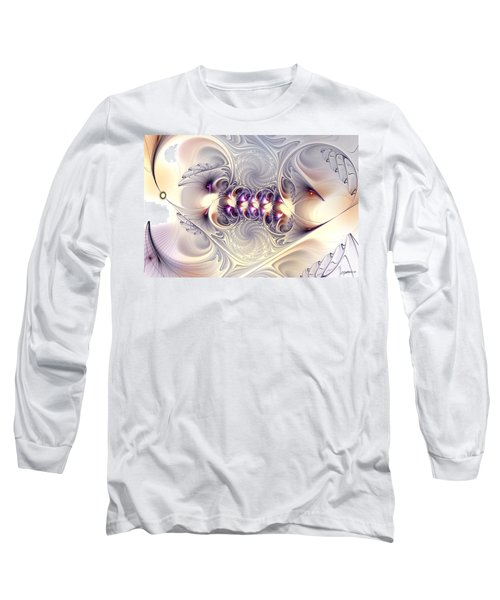 Incandescent Reminiscences Long Sleeve T-Shirt by Casey Kotas
