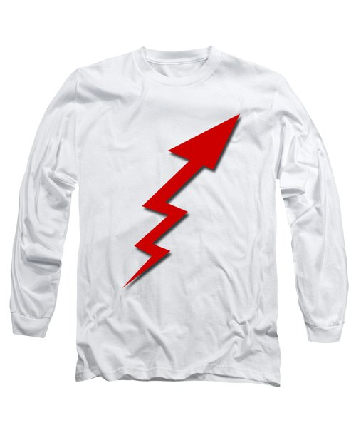 Increase Arrow Long Sleeve T-Shirt