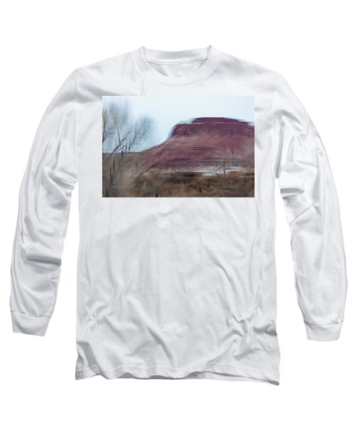 Indian Creek Winter Long Sleeve T-Shirt