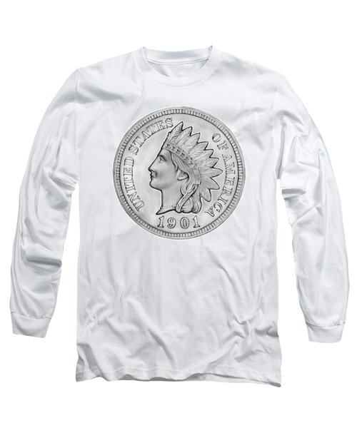 Indian Penny Long Sleeve T-Shirt