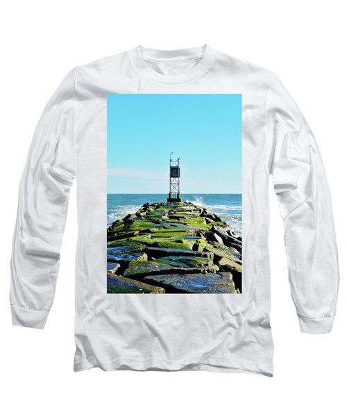 Indian River Inlet Long Sleeve T-Shirt