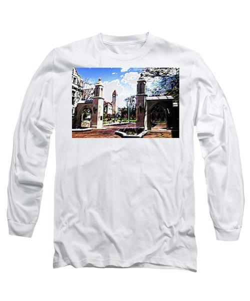 Indiana University Gates Long Sleeve T-Shirt