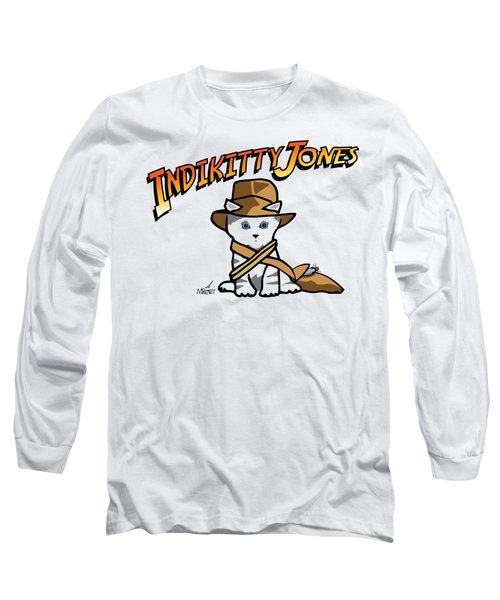 Indikitty Jones Long Sleeve T-Shirt