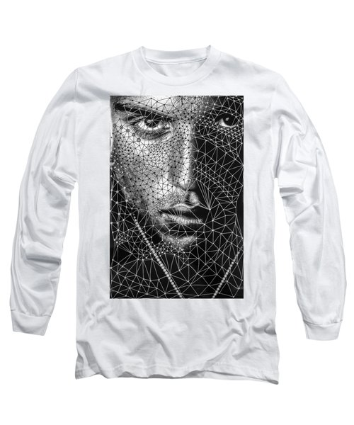 Individuality Of The Self Long Sleeve T-Shirt