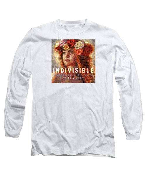 Long Sleeve T-Shirt featuring the glass art Indivisible by Mia Tavonatti
