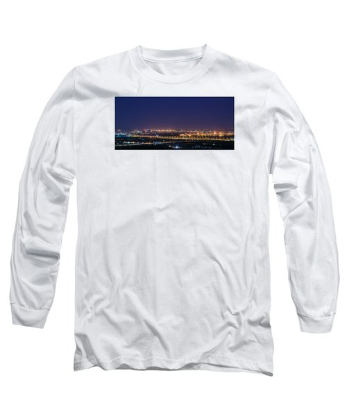 Industrial City Long Sleeve T-Shirt