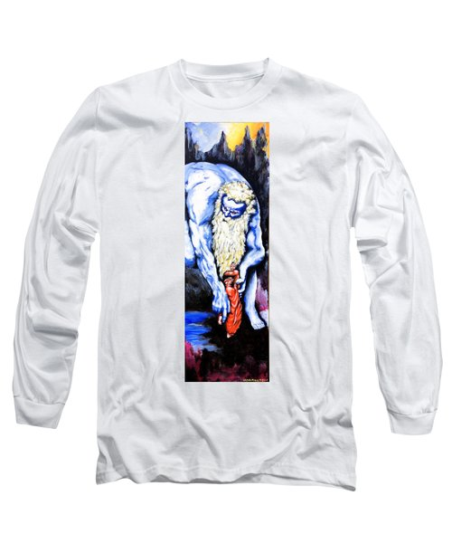 Inferno Long Sleeve T-Shirt by Victor Minca