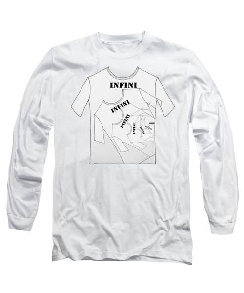 Infini Tee Long Sleeve T-Shirt