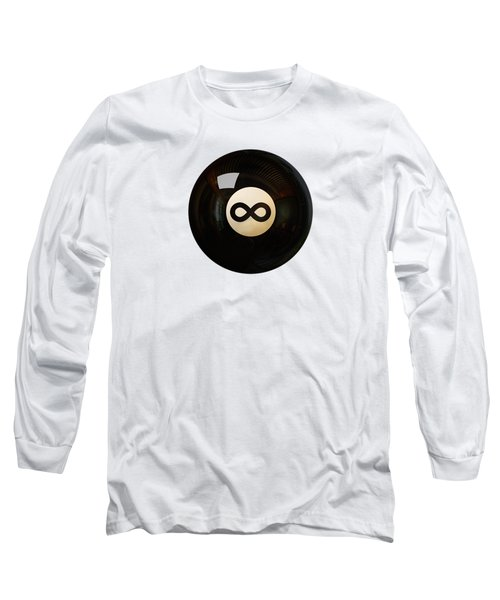 Infinity Ball Long Sleeve T-Shirt by Nicholas Ely