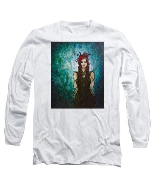 Infinity Goddess Long Sleeve T-Shirt