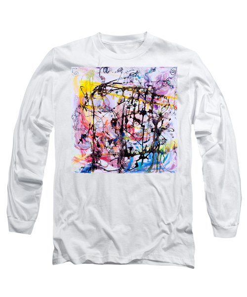 Information Network Long Sleeve T-Shirt