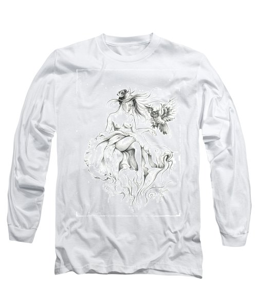 Inhabitants Of The Sky Realm Long Sleeve T-Shirt