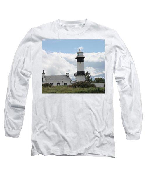 Inishowen Lighthouse Long Sleeve T-Shirt