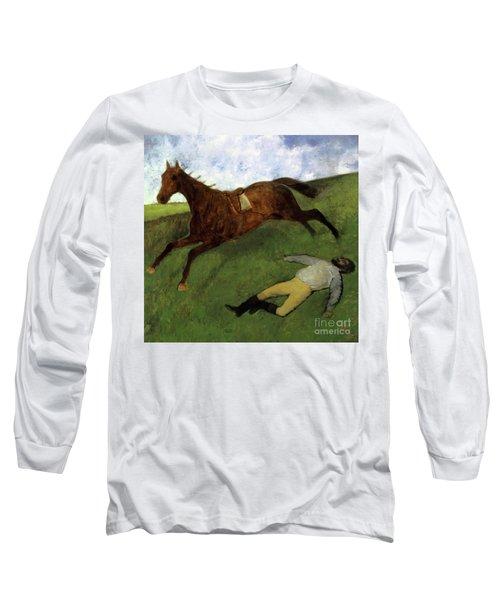 Injured Jockey Long Sleeve T-Shirt