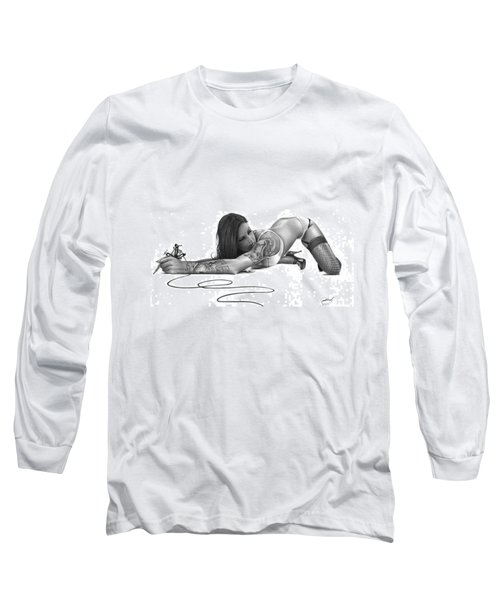 Ink Angel Long Sleeve T-Shirt
