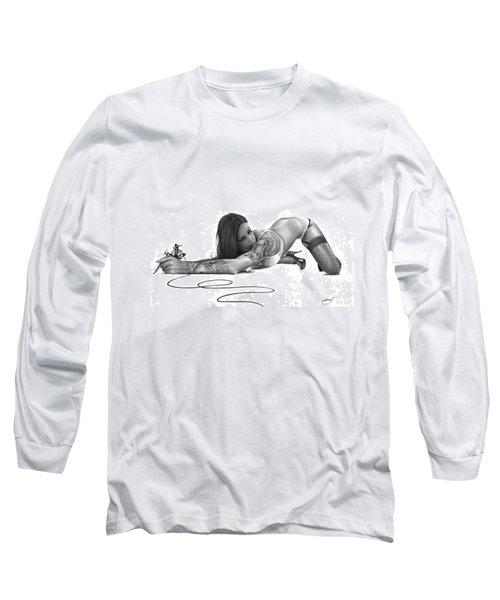 Ink Angel Long Sleeve T-Shirt