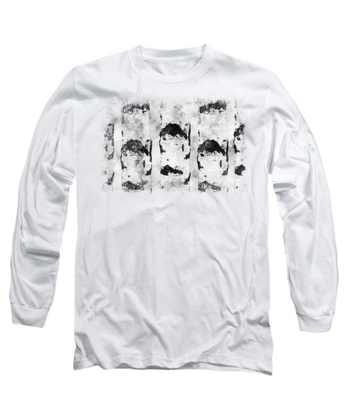 Ink Birches Long Sleeve T-Shirt