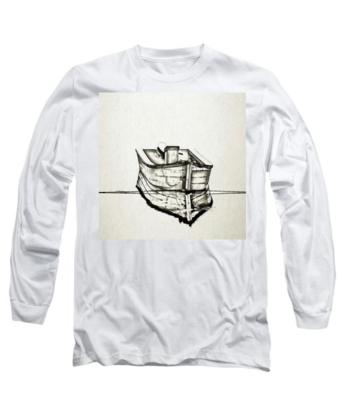Ink Boat Long Sleeve T-Shirt