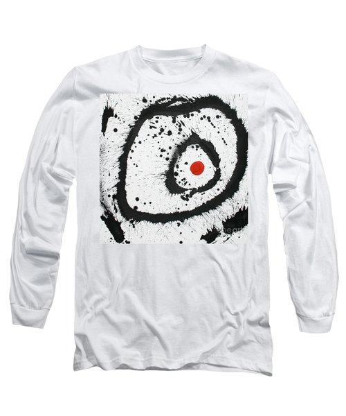 Ink Painting En Triomphe #1  Long Sleeve T-Shirt