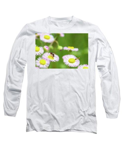 Long Sleeve T-Shirt featuring the photograph Inl-2 by Ellen Lentsch