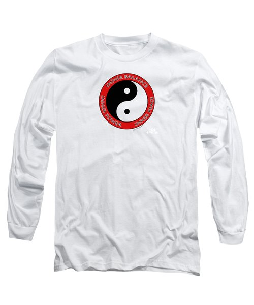 Inner Peace Long Sleeve T-Shirt