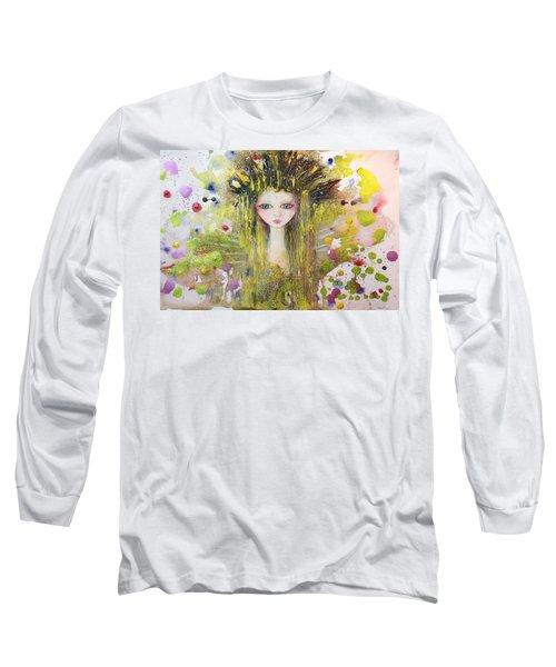 Inner Peace Long Sleeve T-Shirt