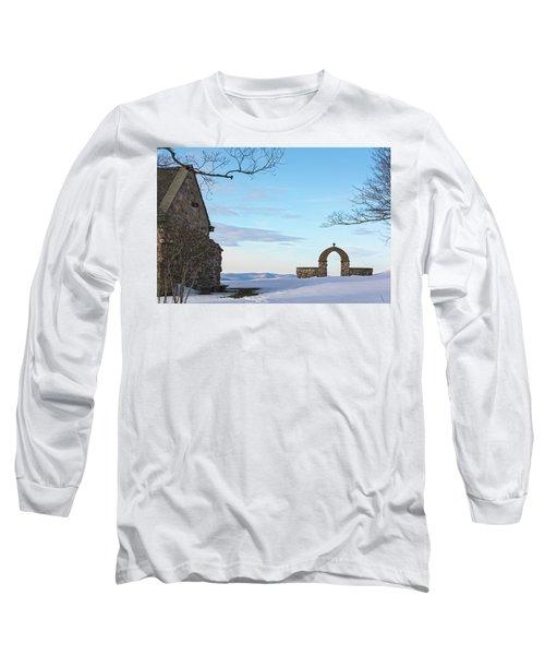 Inner Peace Of Pastel Koolness Long Sleeve T-Shirt