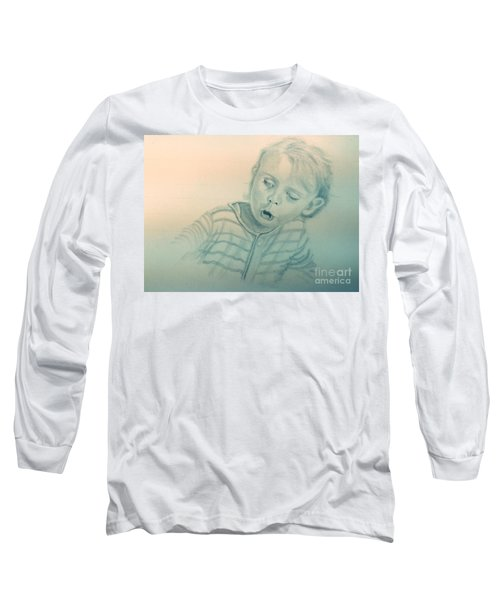 Inquisitive Child Long Sleeve T-Shirt