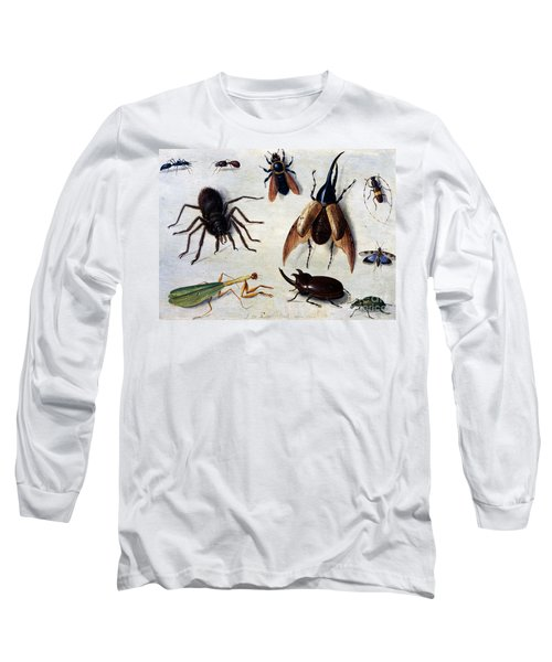 Insects, 1660 Long Sleeve T-Shirt