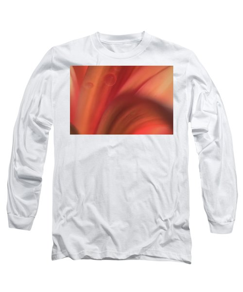 Inside Jupiter, Artists Rendition Long Sleeve T-Shirt