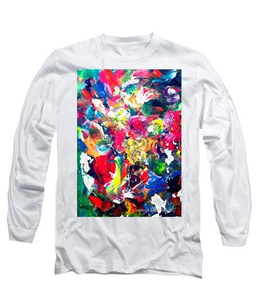 Inside My Mind 3 Long Sleeve T-Shirt
