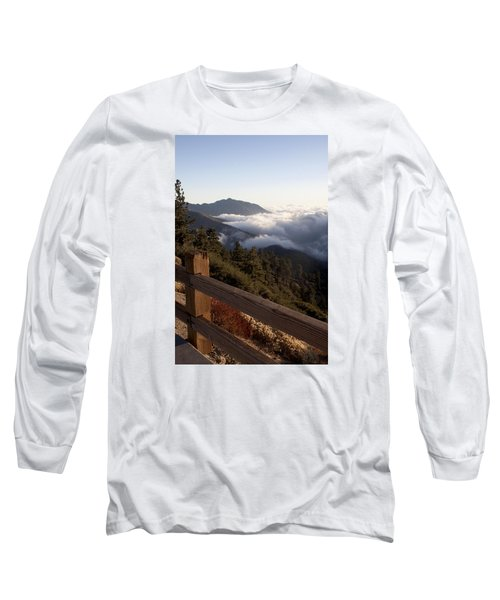 Inspiration Point Long Sleeve T-Shirt by Ivete Basso Photography