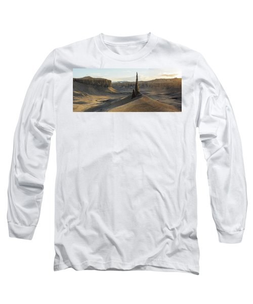 Long Sleeve T-Shirt featuring the photograph Inspired Light by Dustin LeFevre