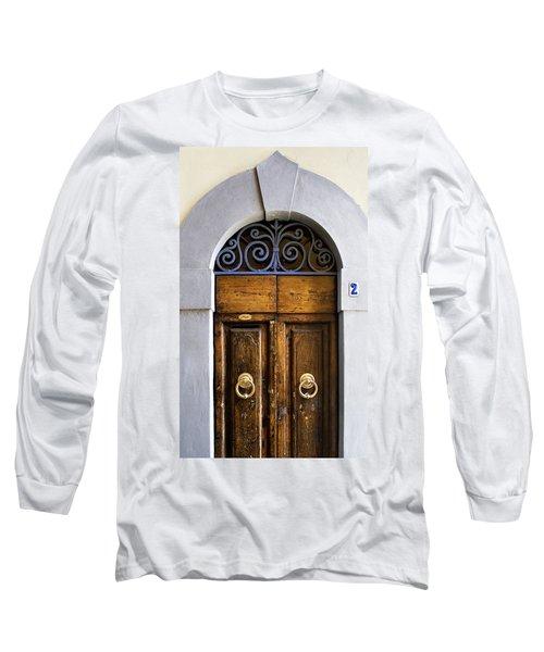 Interesting Door Long Sleeve T-Shirt