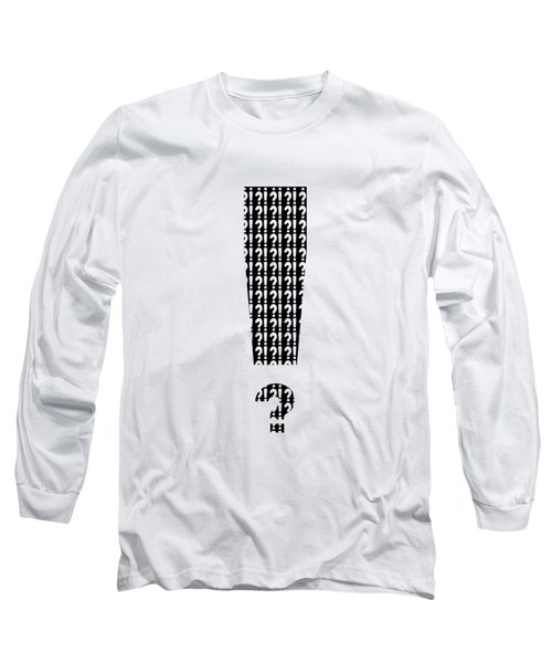 Interrobang 3 Long Sleeve T-Shirt