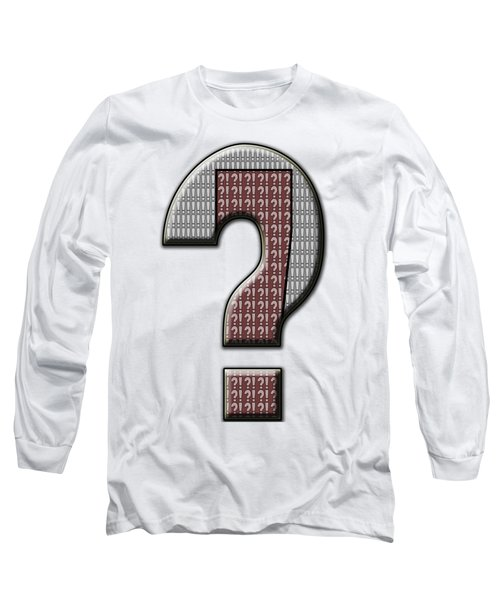 Interrobang 5 Long Sleeve T-Shirt