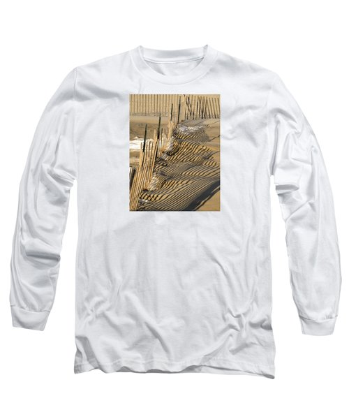 Intersection Long Sleeve T-Shirt by Lynda Lehmann