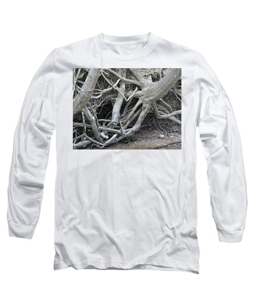 Intertwined Long Sleeve T-Shirt by Sandra Church