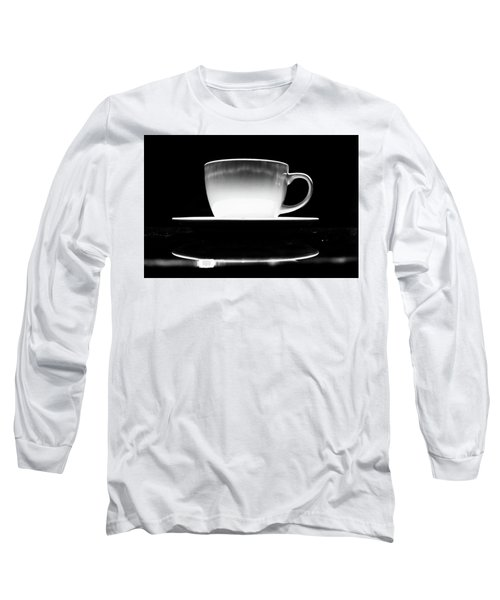 Intimidating Cup Of Coffee Long Sleeve T-Shirt
