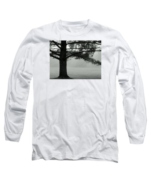 Into The Grey Wide Open Long Sleeve T-Shirt