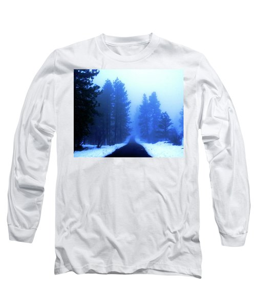 Into The Misty Unknown Long Sleeve T-Shirt