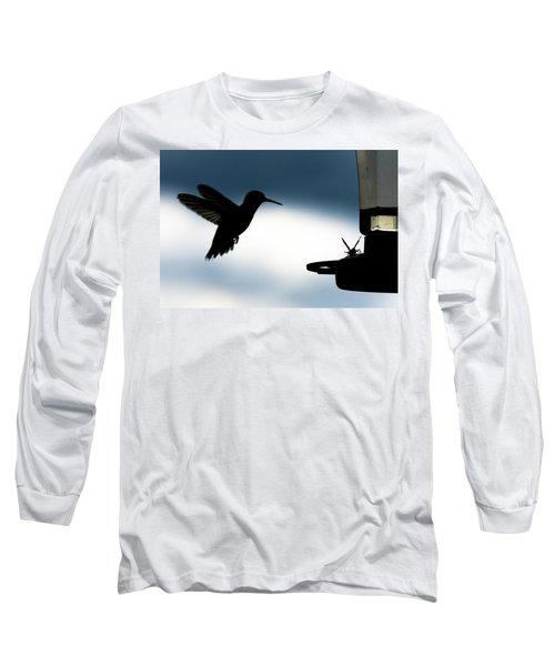 Intruder Alert Long Sleeve T-Shirt