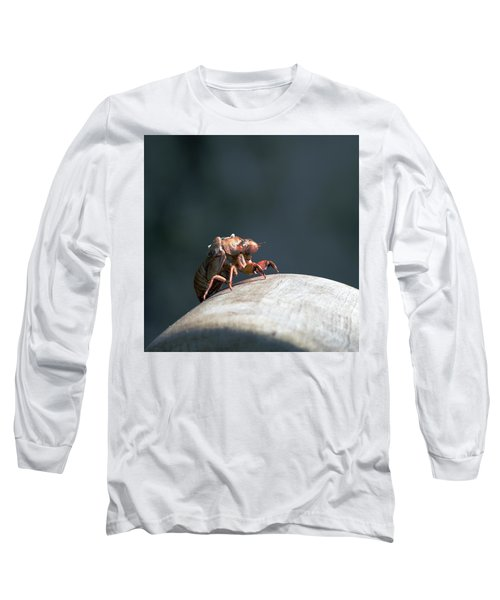 Invader From.... Long Sleeve T-Shirt