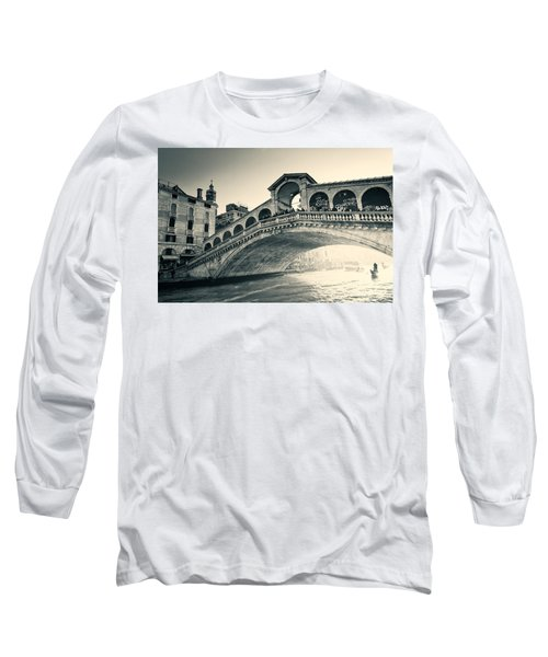 Invasion During The Dawn Long Sleeve T-Shirt