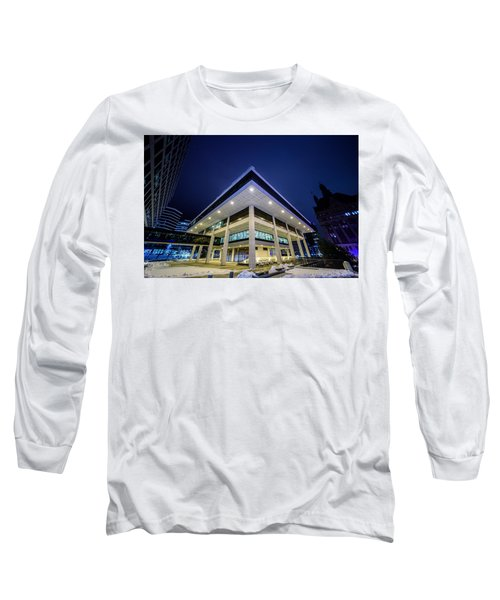 Inverted Pyramid Long Sleeve T-Shirt