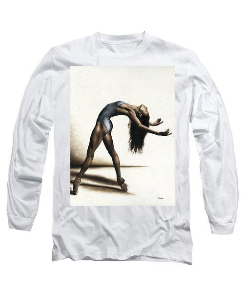 Invitation To Dance Long Sleeve T-Shirt
