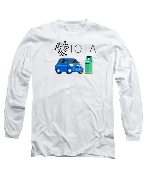 Iota Electric Charger Long Sleeve T-Shirt