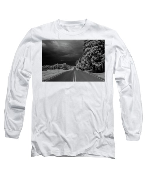 Iowa Sac Fox Drive Long Sleeve T-Shirt