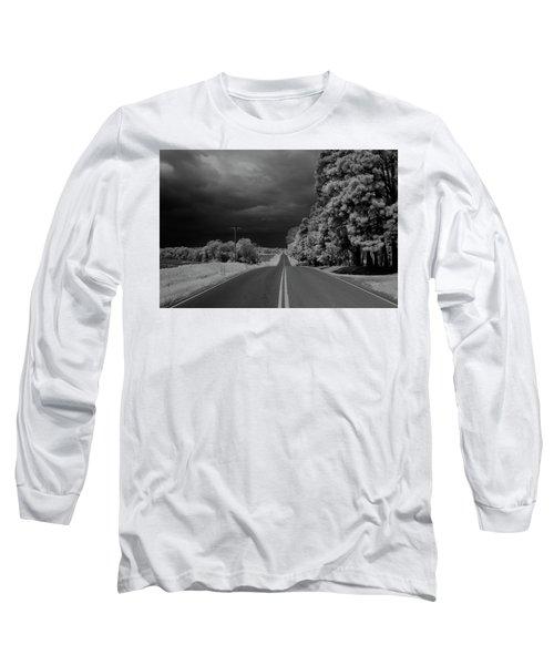 Iowa Sac Fox Drive Long Sleeve T-Shirt