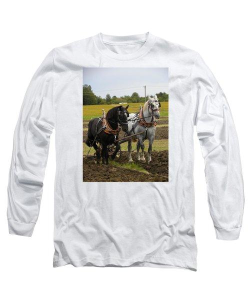 Ipm 9 Long Sleeve T-Shirt